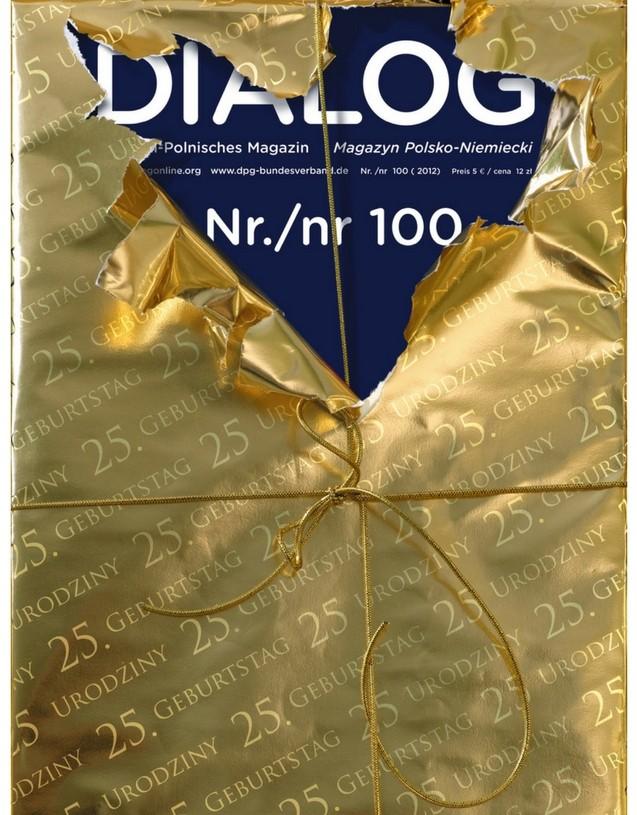 DIALOG 100/2012