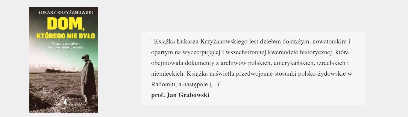 Dom, którego nie było | Łukasz Krzyżanowski