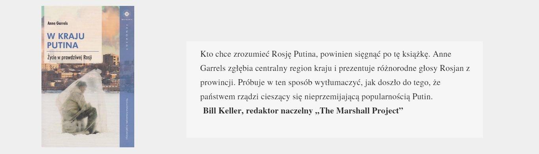 W kraju Putina | Anne Garrels