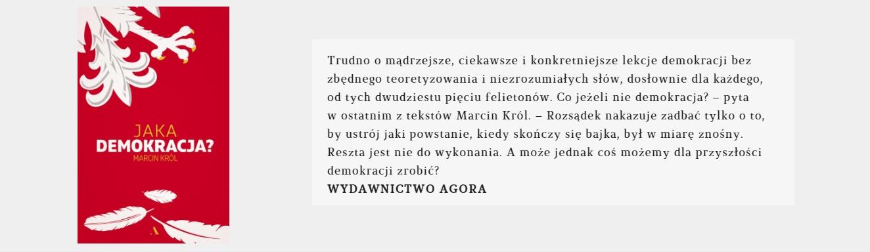 Jaka demokracja? | Marcin Król