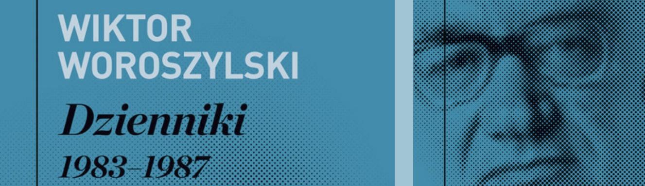Dzienniki. Tom II. 1983–1987 | Książka tygodnia