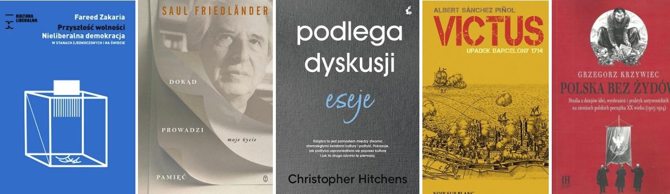 Wśród wydawców | Przegląd Polityczny nr 147