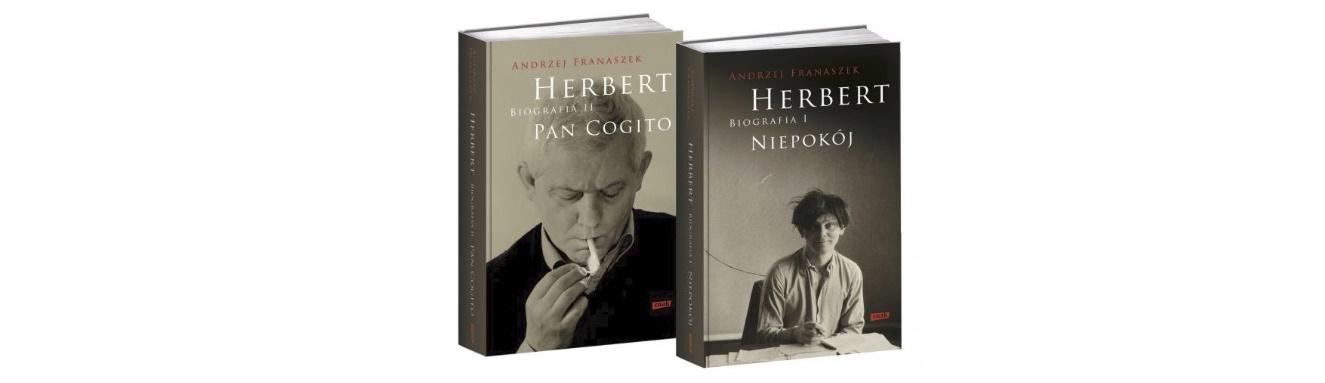 """Promocja książki """"Herbert. Biografia"""""""
