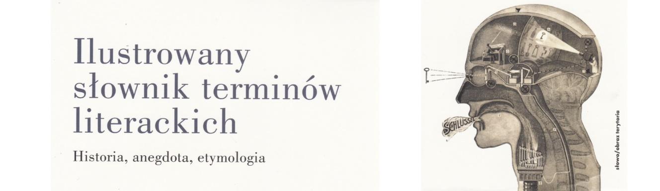 Ilustrowany słownik terminów literackich | Książka tygodnia