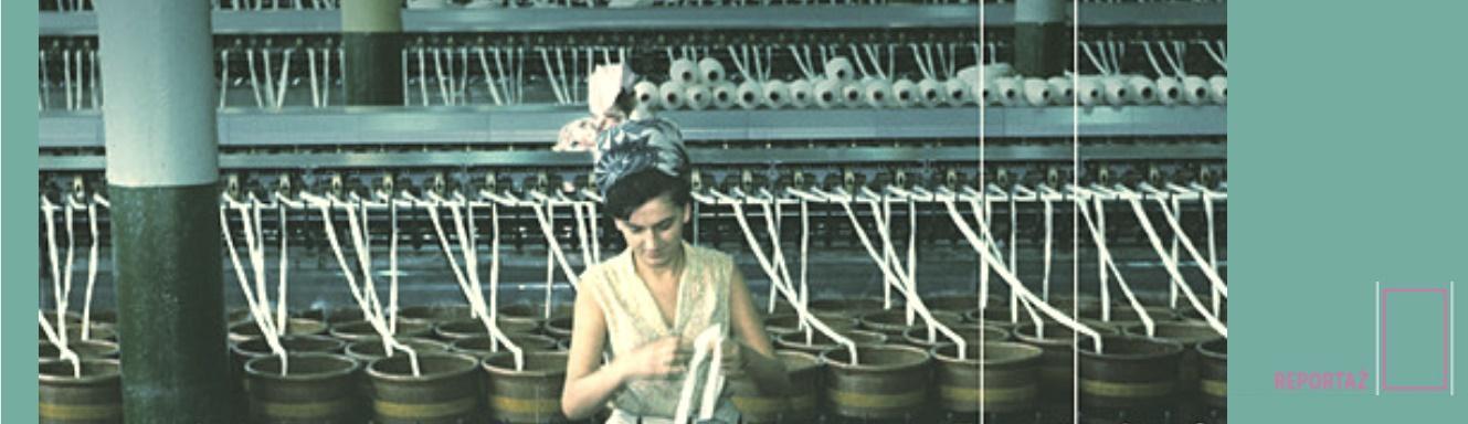 Aleja włókniarek | Reportaż