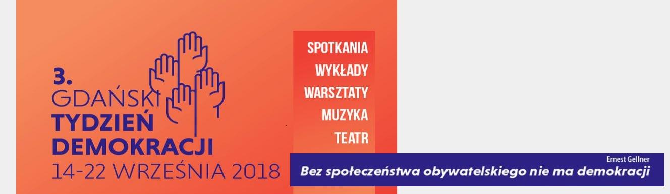 3. Gdański Tydzień Demokracji