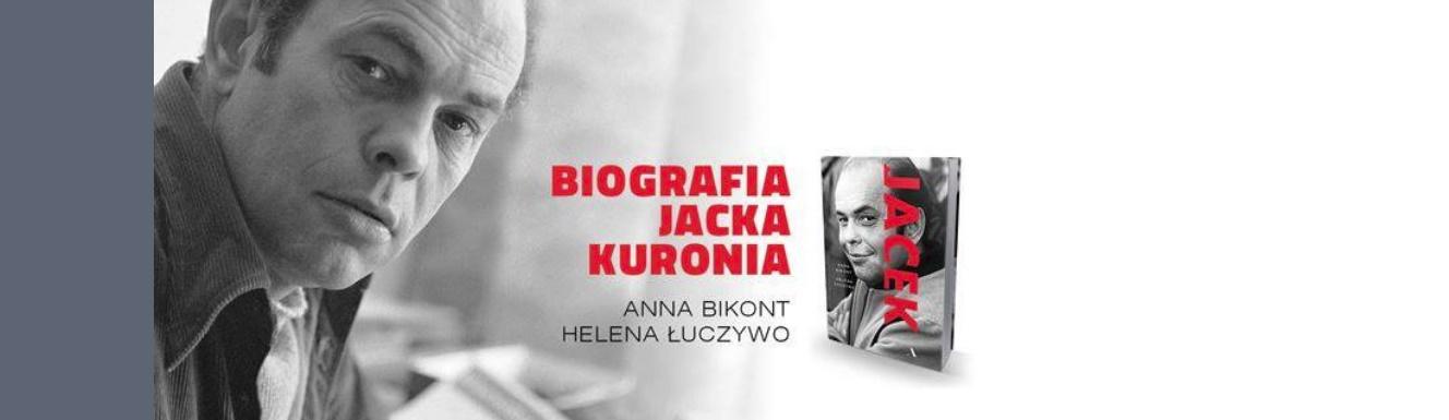 Spotkanie z Anną Bikont i Heleną Łuczywo
